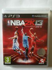 NBA 2K13 PS3 - VERSIONE  ITALIANA  - OTTIME CONDIZIONI