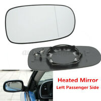 Right Driver Side Door Wing Mirror Glass Wide Angle For SAAB 9-3 93  //