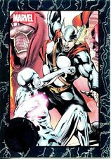 Marvel Universe 2014 Greatest Battles Thor Expansion Chase Card #96