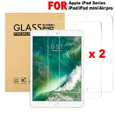 """Screen Protector Tempered Glass For iPad mini/Air/Pro 9.7"""" 10.2"""" 10.5"""""""