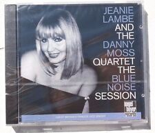 SEALED Jeanie Lambe & the Danny Moss Quartet THE BLUE NOISE SESSIONS CD UK 1999