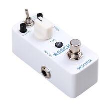 New Mooer Reecho Re-Echo Digital Delay Micro Guitar Effects Pedal! Open Box!