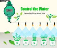 Intelligent Watering Timer Irrigation Controller Smart Automatic Home Gardening
