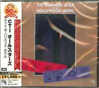 CTI ALL-STARS-CTI ALL STARS LIVE AT THE HOLLYWOOD BOWL-JAPAN 2 CD C94