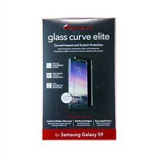 ZAGG INVISIBLE SHIELD FOR SAMSUNG GALAXY S9 GLASS CURVE ELITE TEMPERED 200101401