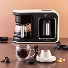 "KARACA ""Hatir"" Karaca Mind Plus 2 in 1 Turkish Coffee and Filter Coffee Machine"