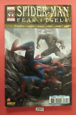MARVEL - SPIDER MAN - FEAR ITSELF - N°145 - PANINI COMICS VF - M 05309 - R 5031