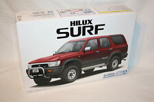 Toyota '91 Hilux Surf VZN130G - 1:24 - Aoshima