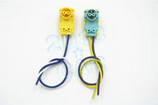 2 PCS FITS CHEVY SILVERADO 1500 AIRBAG CLOCKSPRING PLUGS WIRE CONNECTOR NEW AA