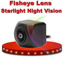 170 Degree Fisheye Lens Night Vision Car Reverse Backup Parking Camera System