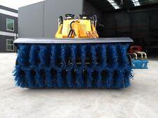 Sweeper suits mini diggers mini loaders such as kanga dingo toro vermeer