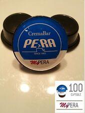 Home & Office Line – Coffee capsules – MyPera 100 Crema Bar (Lavazza A Modo Mio®