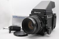 [Almost UNUSED] Mamiya RB67 Pro SD Body w/ KL 127mm f/3.5 L Lens Release Japan