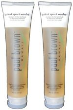 Paul Brown - Kukui Sport Washe Hair & Body Stimulating Shampoo 6oz [PACK OF 2!]