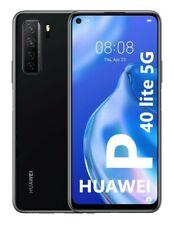 Cellulare Smartphone Huawei P40 lite 5G 6GB+128GB Dual Sim Italia MIDNIGHT BLACK