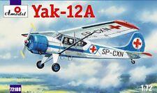 Amodel 1/72 Yakovlev Yak-12A # 72188