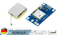 Neo-6M GPS Empfänger GPS-Empfänger Modul GY-GPS6MV2 für Arduino Raspberry Pi