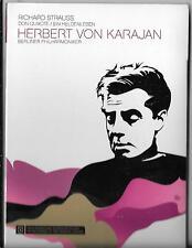 DVD Herbert von Karajan `Strauss - Don Quixote op.35, Ein Heldenleben` Neu/OVP