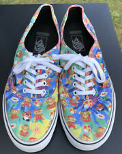 New listing Vans Nintendo Super Mario Bros Men's Size 11 Skate Shoes Game Over Original Lace