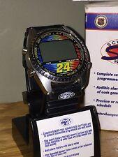 1998 NASCAR Schedule Watch – Jeff Gordon #24 – Hendrick Motorsports Racing Team