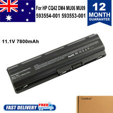 NOTEBOOK Battery for HP G62 series SPARE 593553-001 593554-001 MU06 Laptop 9Cell