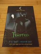 House of Night Novels: Tempted 6 by P. C. Cast and Kristin Cast 2009, Hardcover