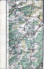 Gilching Fürstenfeldbruck Germering 1932 orig. Teil-Karte/Ln. Weßling Unering