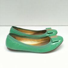 366046b0e7da Kate Spade New York Tock Patent Leather Ballet Flats Size 9.5 in Mint Green