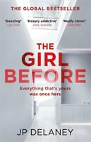 The Girl Before, Delaney, JP, New, Book