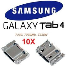 "10X Micro USB Charging Port Connector Samsung Galaxy Tab 4 8"" T330 T330NU T330N"