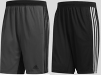 "Mens Adidas 4KRFT Sport 3 Stripe 9"" Climalite Shorts - 2XL/XL/Large - NWT"