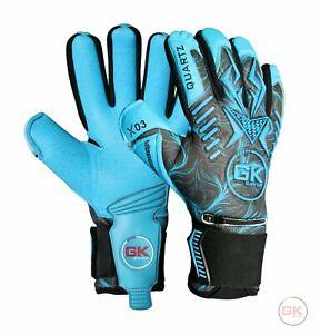 GK Saver Modesty X03 Quartz Professional Football Goalkeeper Gloves size 6 - 11