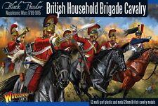 BRITISH HOUSEHOLD BRIGADE CAVALRY  - WARLORD - BLACK POWDER -