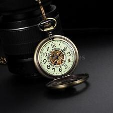 Unbranded Pocket Skeleton Watches