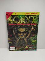 Scrye Magazine #17 November 1996 MTG Mirage Sabbat Arcadia