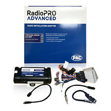 PAC CH1A-RSX RadioPRO Advanced Interface for Chrysler Dodge Jeep RAM