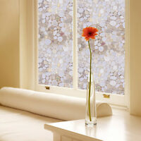 frosted glass Window Film stained paper decor privacy film sticker cover