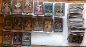 YUGIOH Trading Cards Naruto Karten Rare Holo Glitzerkarte Selten Deutsch NEU