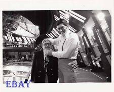! Moonraker James Bond VINTAGE Photo candid on set