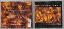 MERCURY FANG - LIQUID SUNSHINE CD 2003 METAL ROCK SWEDEN