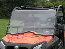 CF Moto UForce  2 Pc Vented Windshield-BEST-FREE SHIPPING!