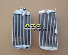 R&L aluminum radiator Honda CRF450R CRF450 CRF 450R 2015 2016 15 16