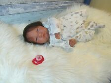 ninisingen Reborn Baby Reallife Nele reborn Puppe Babypuppe Rebornbaby ca.45 cm