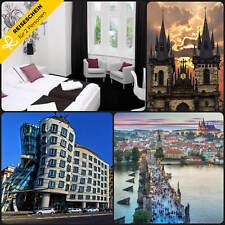 4 Tage 2P ÜF 3*S Hotel Apollon Prag Kurzreise Urlaub Wochenende Reise inkl.WLAN