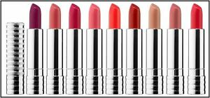 Clinique .14 oz Colour Surge All Colors Lipstick in A Green Casing