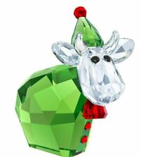Nib $79 Swarovski Santa Helper Mo Limited Edition 2017 #5286208