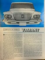 1959 Plymouth Valiant illustrated