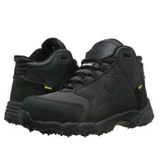 Icebug Men's Waterproof Winter Work Boots Hiking Shoes Leather Low Aluminum Toe
