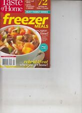 Taste of Home Busy Family Series/Freezer Meals 2014 Quick Breakfasts & More