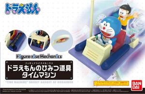 Doraemon Time Machine Figurine Rise Mechanics Plastique Model Kit (No Gunpla)